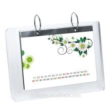Customized Acrylic Desktop Calendar Holder