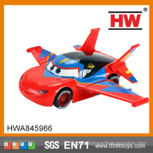 Hot Selling funny 20cm cheap plastic toy cars with light and music