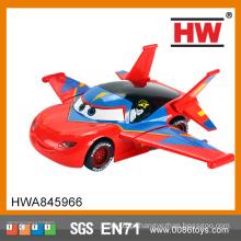 Hot Selling engraçado 20 centímetros baratos carros de brinquedo de plástico com luz e música