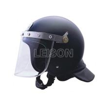 Anrti-Riot Helmet protecticon pleine capacité anti-choc, anti-rayures, anti buée