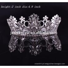 Acessórios do cabelo do casamento flor nupcial forma decorativa coroa