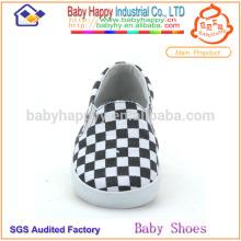 Kinder beiläufige Babyabnutzungsschuhe klassischer Entwurfs-Gummisohle Babyschuhe von China