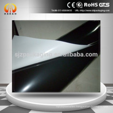 Black white agriculture PE plastic film for plants