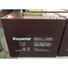 Economical Price 85ah 12V AGM UPS Battery Backup Battery