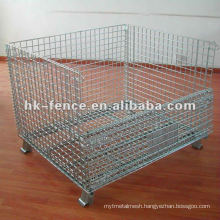 Storage Wire Mesh Container