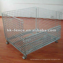 Hot Sale Hot Dipped Galvanized Folding Wire Container