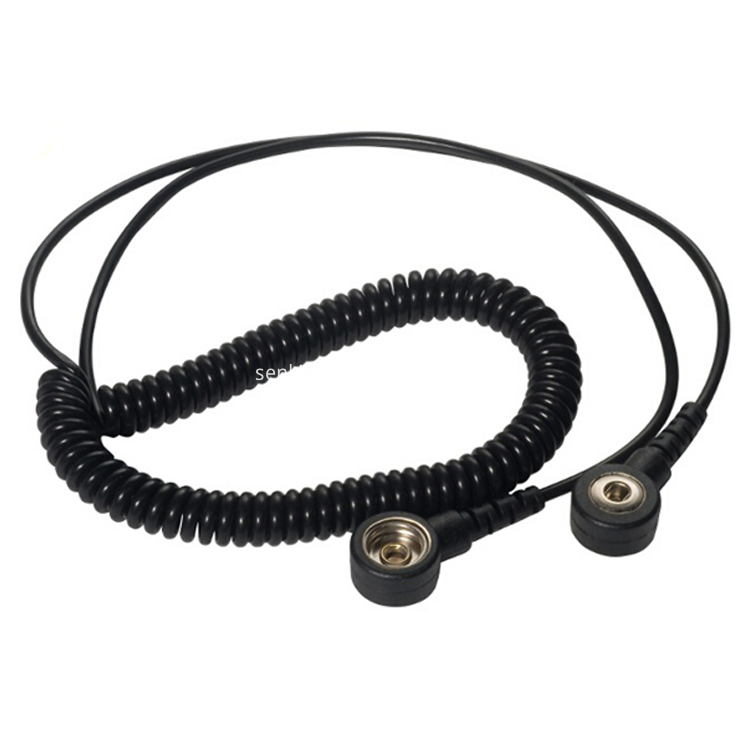 Spiral EV Cable