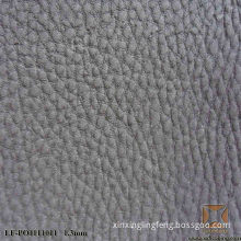 PVC Woven Base Leather Fabric for Sofa Furniture Car Seat
