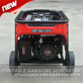 Portable gasoline elctric generator 2kw price with CE and GS