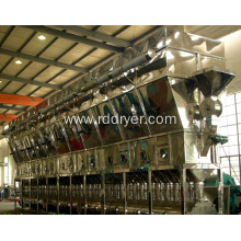 Xf Series Horizontial Fluidizing Dryer for Health