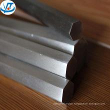 ASTM stainless steel hexagonal rod sizes with EN standard