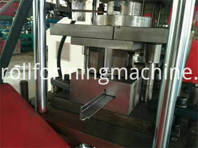 Light Steel Framing T profile Roll Forming Machines