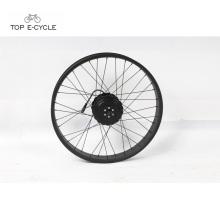 48v 500w gros pneu engrené Bafang moteur ebike vélo électrique conversion kit
