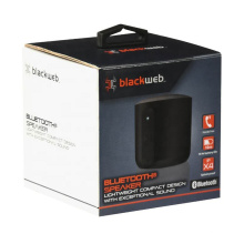 Top Sell mini black color Speaker with 10 Hour Playtime   Range Enhanced Bass Noise-Canc