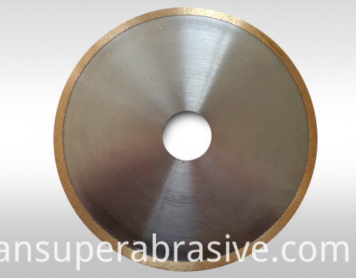 Diamond Sectioning Wafering Blades