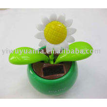 Solar Powered Flower Flip Flap
