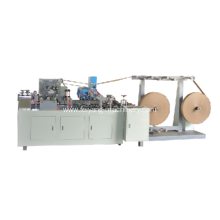 Factory selling for Flat Handle two gluing system twisted paper handle making machine supply to France Wholesale