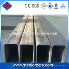 Tubo cuadrado de acero galvanizado de la nueva llegada del producto galvanizado caliente