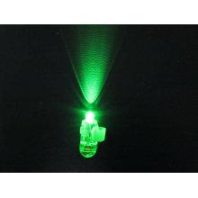 grüner Laserfinger