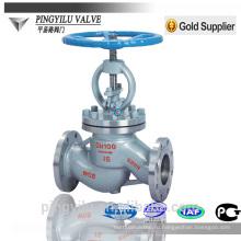 Литой стальной клапан PN 16-100 стандартный клапан из нержавеющей стали, руководство изготовителя и моторизованный клапан