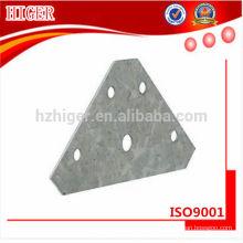 aluminum die casting gutter bracket