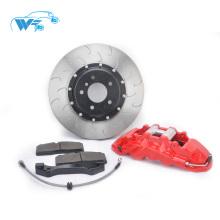 Disque de frein haute performance 370 * 36mm pour étriers rouges WT8520 pour BMW E46 18rim