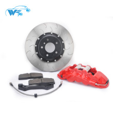 high performance 370*36mm Brake System brake disc for WT8520 red calipers for BMW E46 18rim