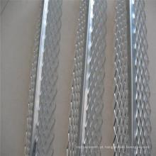 Guarda de canto de alumínio expandido para parede