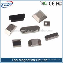 Магнит Алнико бросания формы вентилятора магниты Алнико для магнитных моторов