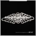 Eisen auf Braut Hochzeitskleid Kristallrhinestone Appliques, China Großhandel Applique