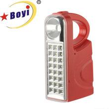 Lumière rechargeable portative de secours de SMD LED de puissance élevée