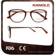 Haute densité en gros lunettes cadres OEM