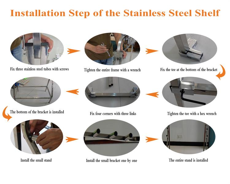 Staineless steel pipe