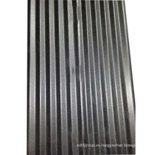 Hoja corrugada de aluminio 1060