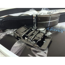 Leather Belts for Men in Black (RF-160509)