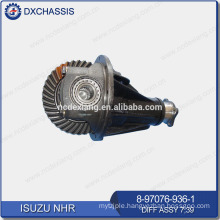 Genuine NHR Differential Assy 7:39 8-97076-936-1