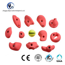 Various Colors Resin Rock Climbing Hold for Outdoor Climbers