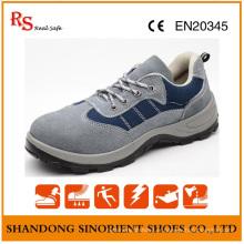 Fabricant de chaussures de sécurité en cuir véritable Construction