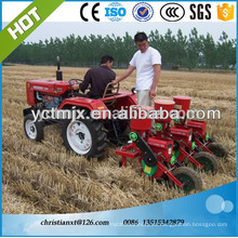 Mejor sembradora del maíz del tractor de la granja del precio 2016 3 y fertilizante (SUMINISTRO DE LA FÁBRICA)