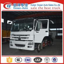 Howo 2016 caminhão de manutenção de estrada 10m3 / caminhão inteligente distribuidor de asfalto