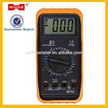 MY62(CE) digital multimeter