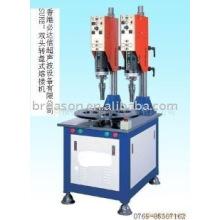 ultrasonic two heads welding machine