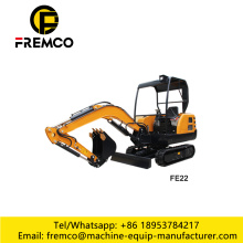 FE22 Digging Machine for Construction Use