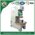 Billigste Aluminiumfolie-Rolle, die Maschinen herstellt