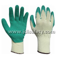 Latex Work Glove with Ce Approved (LY2012)