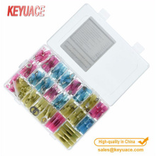 250pcs Heat Shrink Butt Connectors Terminals Set