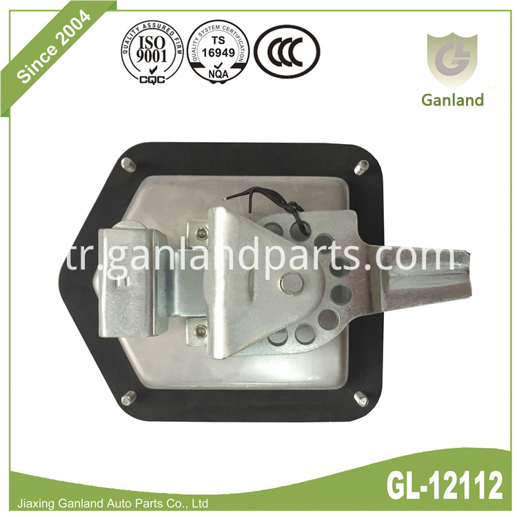 Recessed Drop T Handle GL-12112