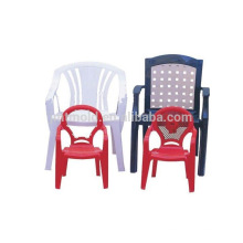 Fournisseur de la Chine adapté aux besoins du client moule moulé en plastique de chaise d'injection
