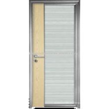 Ecologia (JST-K12) ecológico Interior porta para projeto de porta de alumínio