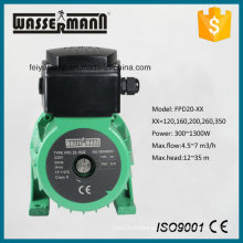 Wet Rotor Circulator Pumps for Drinking Water